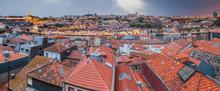 Panorama Of Porto And Vila Nov...