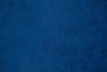 青い質感のある紙の背景テクスチャー