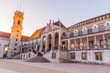 Buildings of the University of Coimbra, Portugal