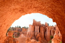 Arch In Bryce National Park
