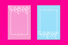 Cutie Invitation Card Love Con...
