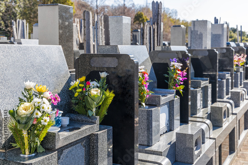 Photo ご先祖様が眠る霊園のお墓