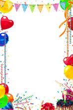 Vector Happy Birthday Clip Art