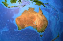 Australia - High Resolution Ph...