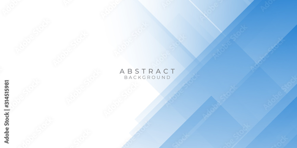 Fototapeta Modern Simple Blue Grey Abstract Background Presentation Design for Corporate Business and Institution.