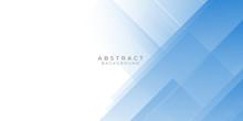 Modern Simple Blue Grey Abstra...