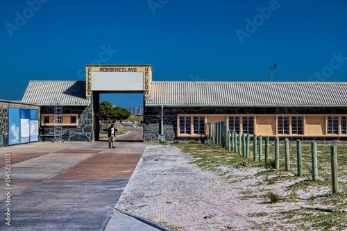 Robben Island Canvas