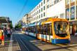 Strassenbahn, Mannheim, Deutschland