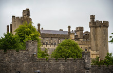 Arundel Castle In Sussex Regio...