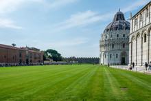 San Giovanni Baptistery, Pisa,...
