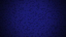 Phantom Blue Tone Of Wall Textured Tiled For Background Or Backdrop. With 4k Resolution. And Dark Border Shadow.
