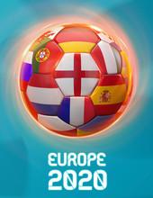 England Europe Football 2020 T...