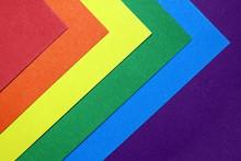 Texture Vibrant Multicolored C...