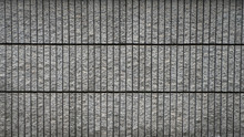 Modern Stone Brick Wall. For U...
