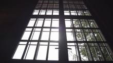 Sun Shining Through Window Of ...