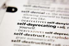Word Or Phrase Self-deprecatin...