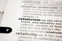 Word Or Phrase Relativism In A...