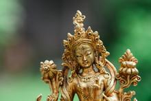 Figure Of A Female Buddhist De...