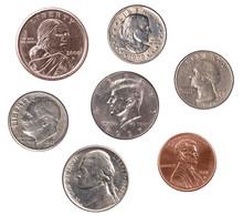 Set Of U.S. Coins