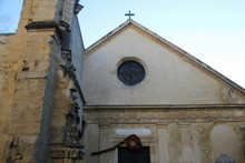 Church Of Saint Julian The Poor Is A Melkite Greek Catholic Parish Church In Paris, And One Of The City's Oldest Religious Buildings.