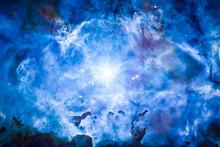 Nebula And Galaxies In The Uni...