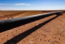 Marsa Matruh, Egypt A Pipeline...
