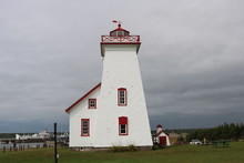 Wood Islands Lighthouse PEI Fr...