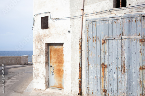 Fototapety, obrazy:  city view of Polignano a Mare  Apulia Italy