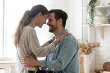 Happy Loving Mixed Race Couple...