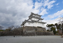Shogun Castle In Odawara Japan