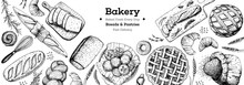 Bakery Background. Bakery Top ...
