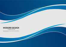 Abstract Vector Modern Busines...