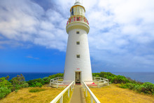 Cape Otway Lighthouse On The C...