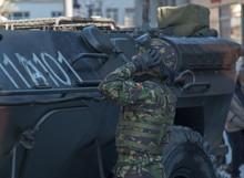 Military Armored Trasnporter O...