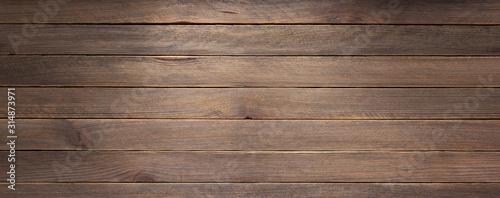 Obraz wooden plank board background - fototapety do salonu