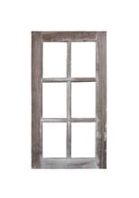 Real Vintage Wood Glass Door W...