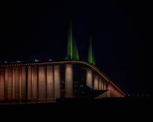 Night Passage Under The Bridge