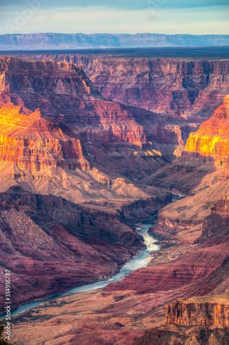 piekny-krajobraz-wielkiego-kanionu