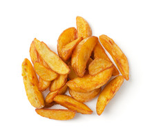 Portion Of Fresh Baked Potato ...