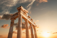 Amazingly Temple Of Apollon An...