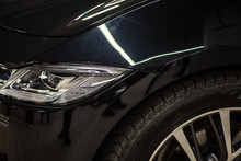 Detail Of New Hybrid Electric Car