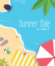 Summer Sale Design With Images...