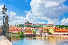 Prague In A Summer Day, Czech ...