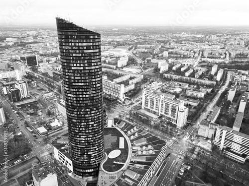 Wrocław z drona