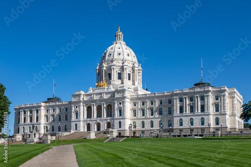 Valokuvatapetti Minnesota Capitol Building