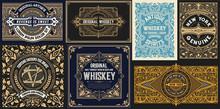 Mega Set Of 8 Vintage Cards. V...