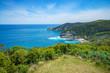 hiking the great ocean walk to milanesia beach, coast of victoria, australia
