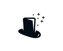 Magician Hat Logo