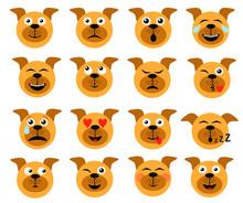 Dog Emoticon. Animal Emoticons...