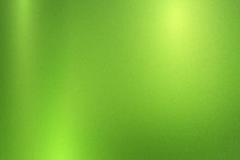 Green Foil Metallic Wall With ...